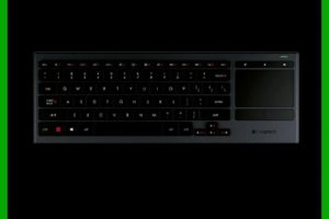 Logitech K830 Driver, Setup, Manual & Software Download