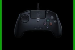Razer Raion Fightpad For PS4 Drivers & Software Download