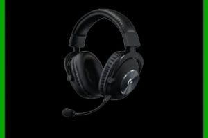 Logitech Pro Gaming Headset Drivers Download Windows & Mac
