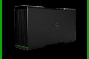 Razer Core V2 Drivers & Manual Support Download