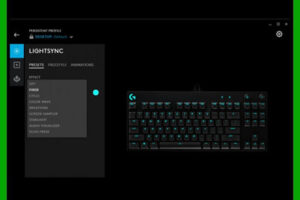 Logitech G HUB Keyboard Software Download Windows & Mac