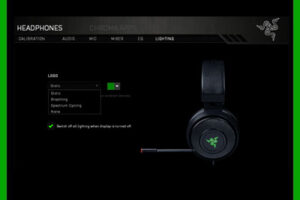 Razer Chroma Headset Software Download Windows & Mac